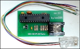 XBOX 360 SPI USB Flasher 1