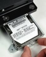 Замена жесткого диска PS3
